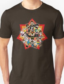 Vanoss and Crew 1930's cartoon style Unisex T-Shirt
