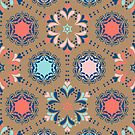 Loving Patterns Orient by Rencha