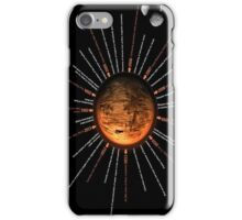 Mars Express Timeline Infographic iPhone Case/Skin