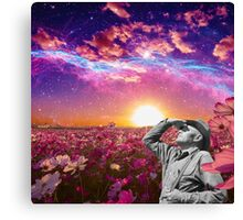 Lost in Canvas Print