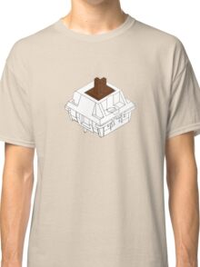 Cherry Brown Classic T-Shirt