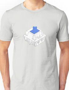 Cherry Blue Unisex T-Shirt