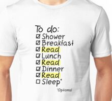 TO DO: READ Unisex T-Shirt