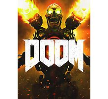 Doom Photographic Print