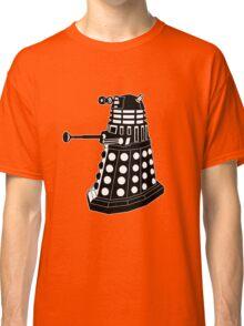 Dalek (Black & White) Classic T-Shirt