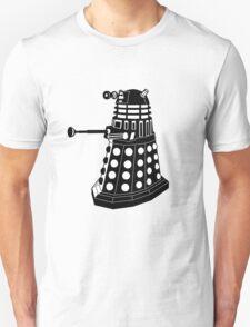 Dalek (Black & White) T-Shirt