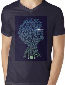 Finding Neverland Mens V-Neck T-Shirt