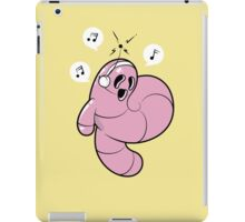 Worms Of Music iPad Case/Skin