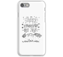 dear john iPhone Case/Skin