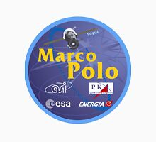ESA's Marco Polo Mission to the ISS Logo Unisex T-Shirt