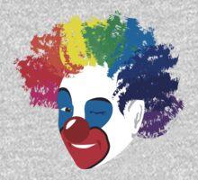 Clowns: Do the Carpets Match the Drapes Kids Tee
