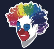 Clowning around Baby Tee