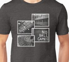 Black And White Darkroom Collage Unisex T-Shirt
