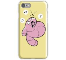 Worms Of Music iPhone Case/Skin