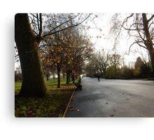 Regent Park Canvas Print