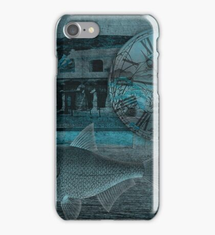 Beating the Blues iPhone Case/Skin