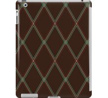 Vox-style vintage amplifier grill cloth iPad Case/Skin