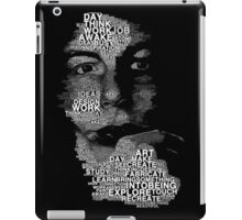 The Face iPad Case/Skin