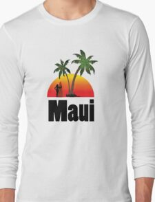 Maui Long Sleeve T-Shirt