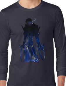 ZED (png) Long Sleeve T-Shirt