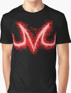 Majin splatter Graphic T-Shirt