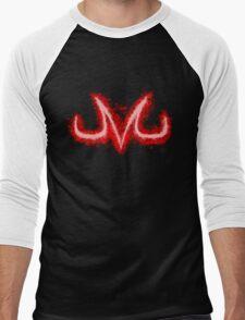 Majin splatter Men's Baseball ¾ T-Shirt