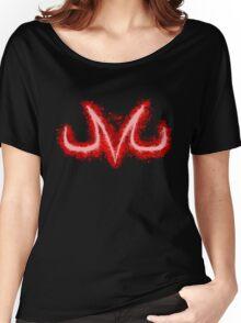 Majin splatter Women's Relaxed Fit T-Shirt