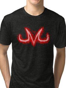 Majin splatter Tri-blend T-Shirt