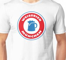 Weissbier Munich Unisex T-Shirt