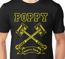 Poppy - Damacia Crew Unisex T-Shirt