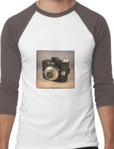 Agfa Clack  Men's Baseball ¾ T-Shirt