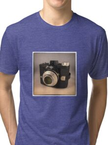 Agfa Clack  Tri-blend T-Shirt