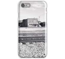 Old Hoof and Horn Steak House in St. Joseph Missouri iPhone Case/Skin