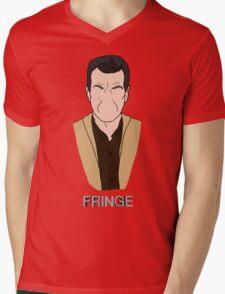Walter - Fringe Mens V-Neck T-Shirt