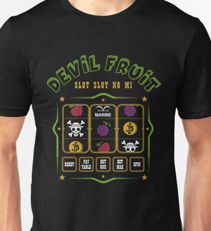 Slot slot no mi Unisex T-Shirt