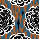 Loving Patterns Blooming by Rencha