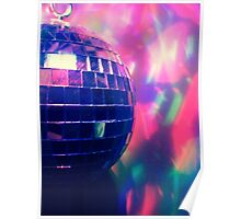 Disco Lights  Poster