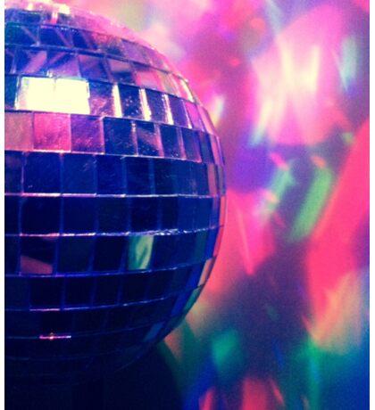 Disco Lights  Sticker