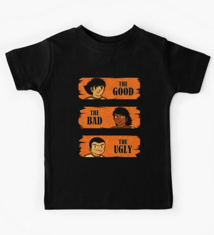 Western captains Kids Tee