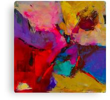 Shades of Colors Canvas Print