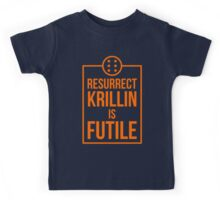 Futile resurrection Kids Tee