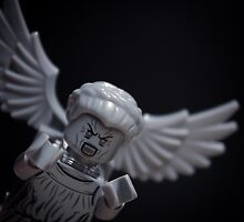 Don't Blink by ajk92