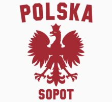 POLSKA SOPOT One Piece - Short Sleeve