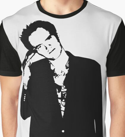 Quentin Tarantino Graphic T-Shirt