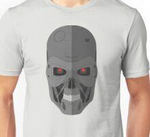 Terminator T-800 - Skull Unisex T-Shirt
