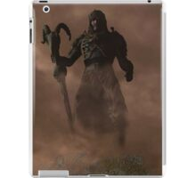 Domine iPad Case/Skin