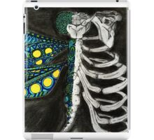 The Bones of the Dragonfly  iPad Case/Skin