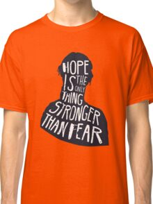 Hunger Games Quote Classic T-Shirt