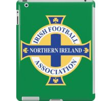 Northern Ireland Soccer iPad Case/Skin