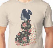 Vintage Geisha Unisex T-Shirt